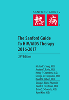 The Sanford Guide to HIV/AIDS Therapy