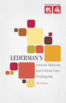 Lederman's Internal Medicine & Critical Care Pocketguide